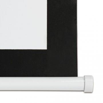 Beamer Leinwand Heimkino 213x213cm (301cm Bilddiagonale / 119Zoll) HDTV/3D tauglich -