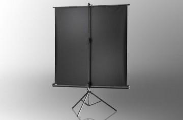 celexon Economy tripod screen - Projektionsbildschirm mit Stativ - 197 cm ( 78 Zoll ), 1090258 -
