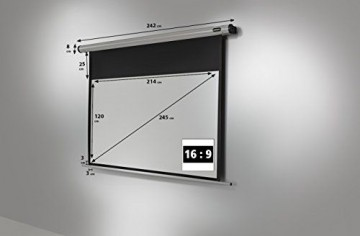 celexon Home Cinema electric screen - Leinwand - motorisiert, 1090120 -