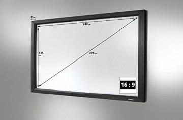 celexon HomeCinema Frame 240 x 135 cm -