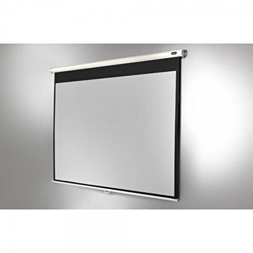 celexon leinwand rollo economy 120 x 120 cm beamerleinwand24. Black Bedroom Furniture Sets. Home Design Ideas