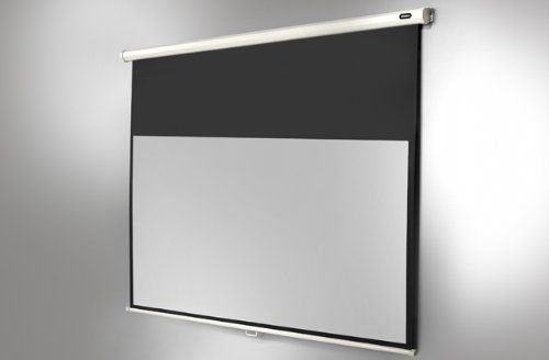 celexon leinwand rollo economy 220 x 124 cm beamerleinwand24. Black Bedroom Furniture Sets. Home Design Ideas