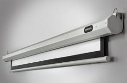 Celexon , Motor Economy, Leinwand, 1:1 elektrisch, 220X220cm - Projektoren Leinwand (Motor Economy, Leinwand, 1:1 elektrisch, 220X220cm, Weiß, Schwarz, Weiß) -
