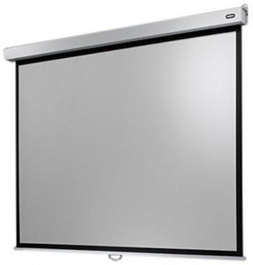 CELEXON Rollo Pro Plus 220 x 165 cm Manuelle Leinw -