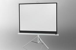 celexon Stativleinwand Economy 176 x 132 cm - White Edition -