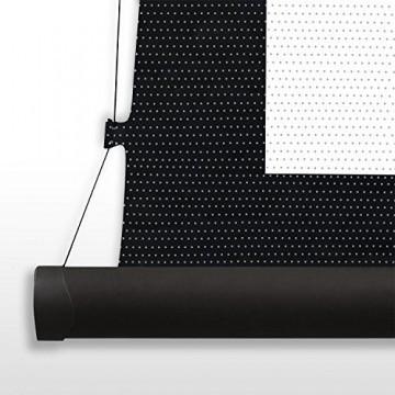 eSmart Germany Professional Akustik Tension-Leinwand TATENSO | Gesamtbreite 325 cm | Darstellungsfläche 295 x 165 cm (133