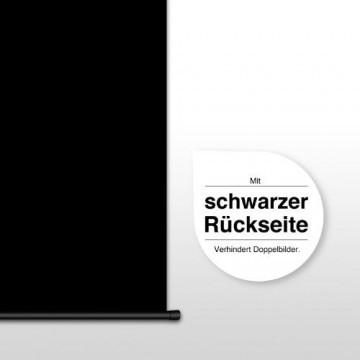 eSmart Germany Rollo Leinwand MIROLO | Gesamtbreite 221cm | Darstellungsfläche 203cm x 152cm | 4:3 | Modell 2016 -