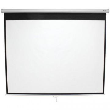 Jago Beamer Leinwand Heimkino 152 x 152 cm (215 cm Bilddiagonale / 85 Zoll) HDTV/3D tauglich -