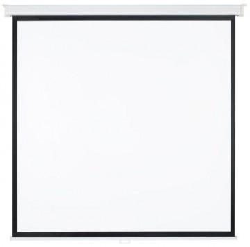 Medium Rolloleinwand Premium 193x109cm mit schwarzem Rand (Format 6:9) -