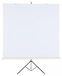 Medium Stativ-Leinwand 240x240cm (Format 1:1) -