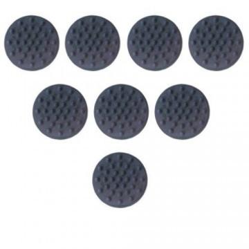 OEHLBACH Shock Absorber (8 Stück), elastisch schwarz (55038) -