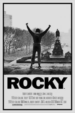 Rocky – Rocky I, Film Kino Movie Poster Poster ca. 91,5 x 61 cm - 1