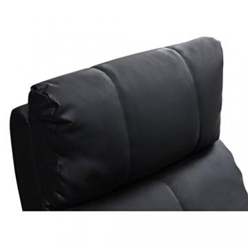1er vidaxl kinosessel massagesessel fernsehsessel mit heizung beamerleinwand24. Black Bedroom Furniture Sets. Home Design Ideas