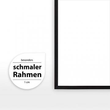 ESMART Expert UKD Rahmen-Leinwand [Größenauswahl] 266 x 149 cm (120