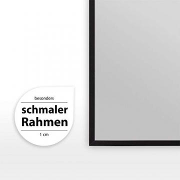 ESMART Expert UKD Tageslicht-Rahmen-Leinwand GRAU [Größenauswahl] 266 x 149 cm (120